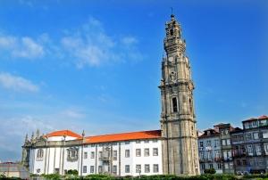 Torre dos Clérigos - Porto / Portugal