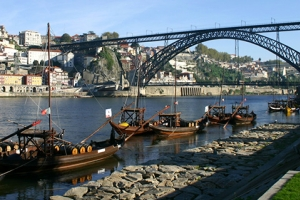 Rio Douro - Porto / Portugal