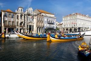 Canal - Aveiro - Portugal