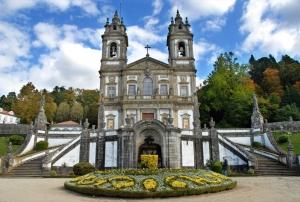 Santu?rio Bom Jesus - Braga - Portugal