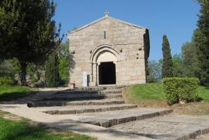 Capela São Miguel - Guimarães - Portugal