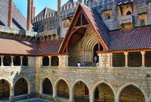 Interior Paço dos Duques - Guimarães - Portugal