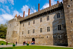 Paço dos Duques - Guimarães - Portugal