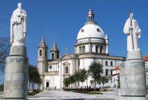 Santuário Sameiro - Braga - Portugal