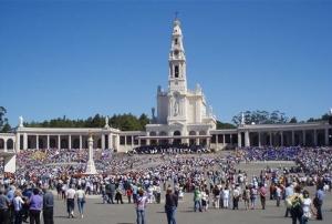 Santuário de Nossa Senhora de Fátima - Fátima - Portugal