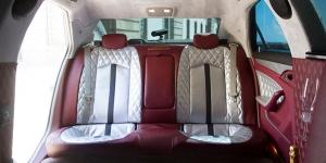 Limousine Cadillac - Interior